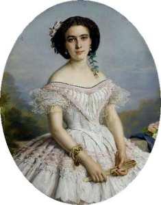 Charlotte of Belgium 1850
